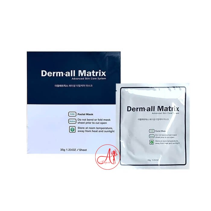 Mặt Nạ Derm All Matrix Facial Dermal Care Mask