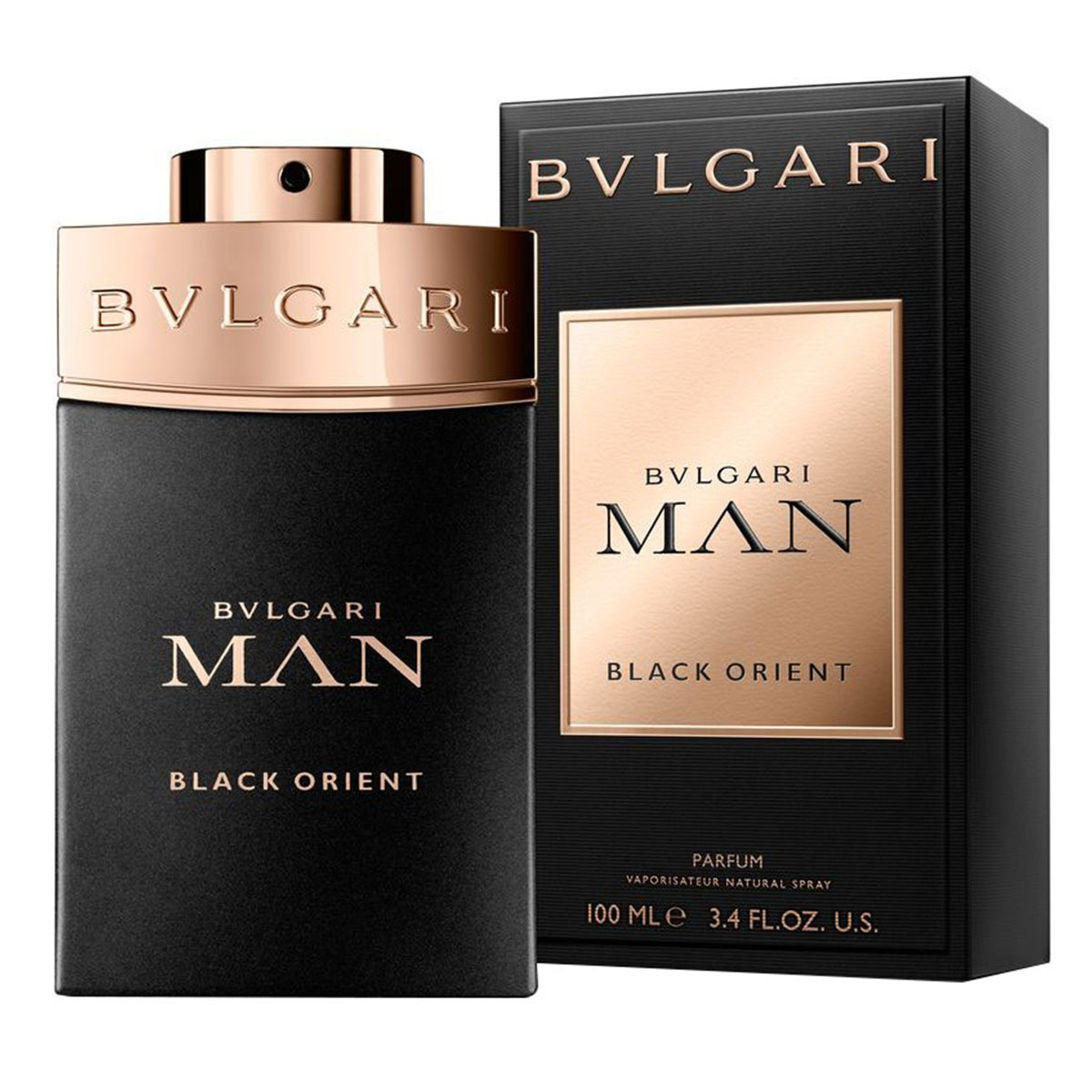 Bvlgari Man Black Orient for men 100ml