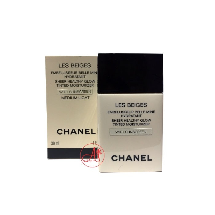 Kem Lót Chanel Les Beiges With Sunscreen Medium Light