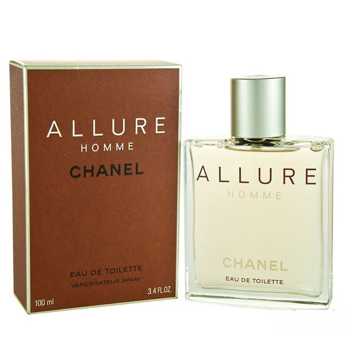 Chanel Allure Homme Toillette 100ml