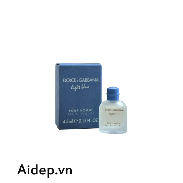 Docle & Gabbana Light Blue 4.5ml