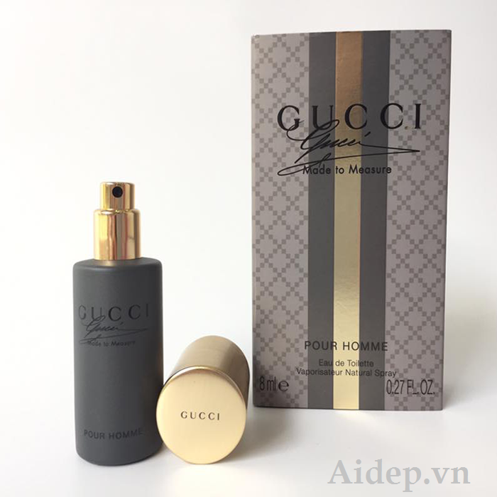 Gucci Made To Measure for men 8ml