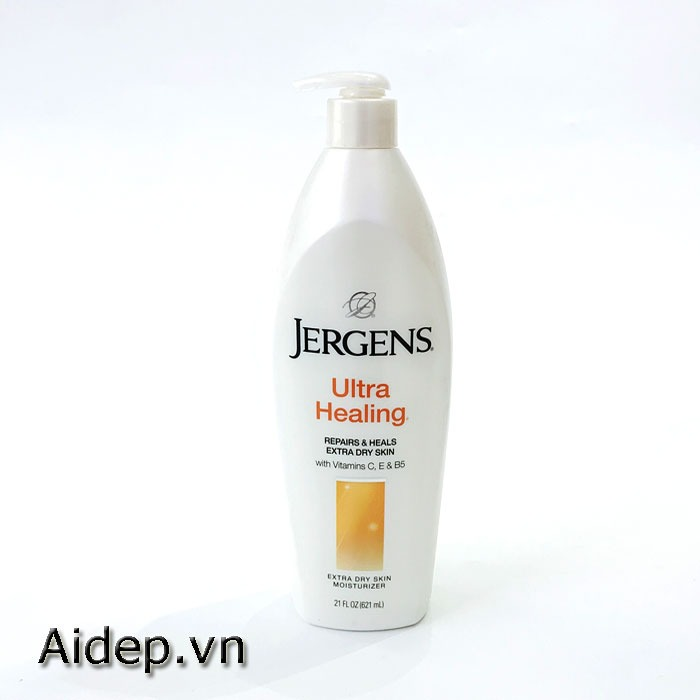 Lotion Jergens dòng Ultra Healing