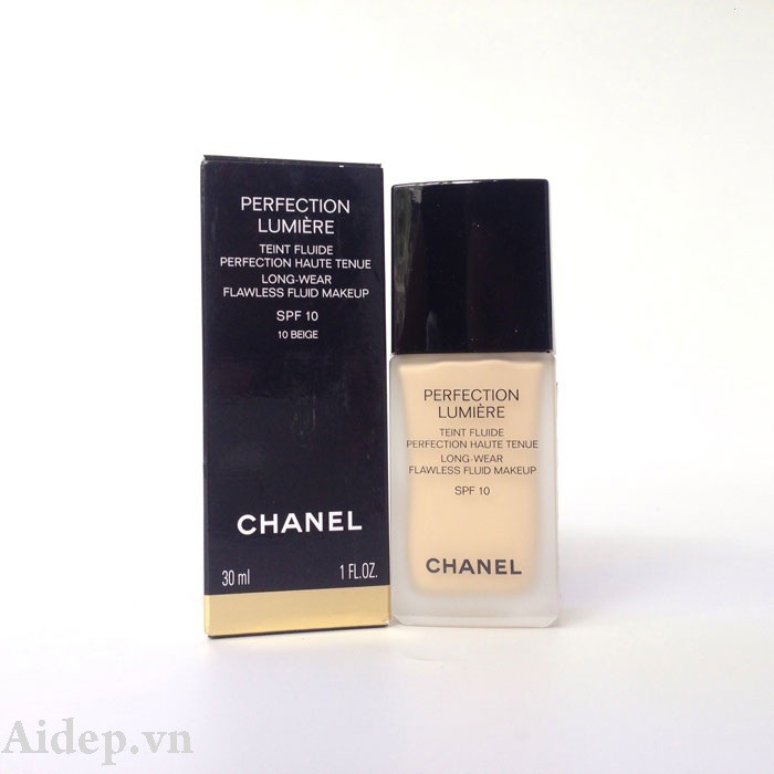 Chanel Perfection Lumière Long-Wear Flawless Fluid Makeup