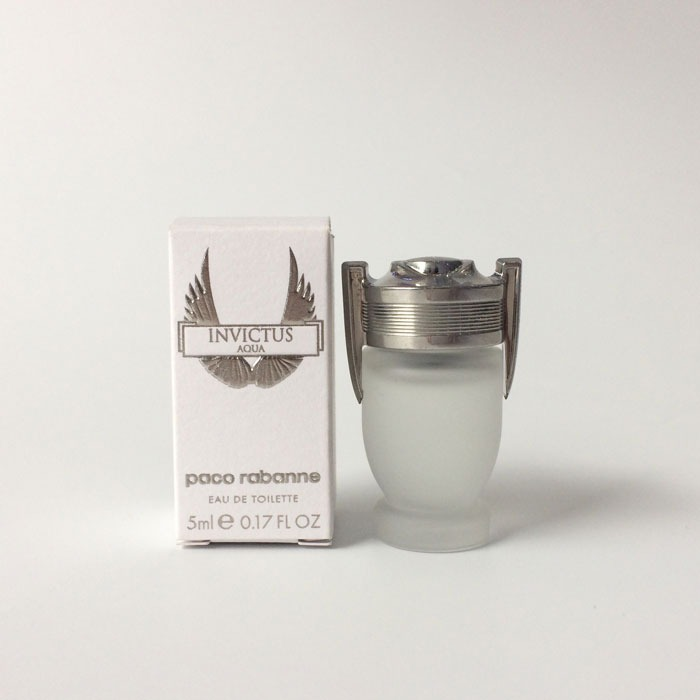 Paco Banne Invictus for men 5ml