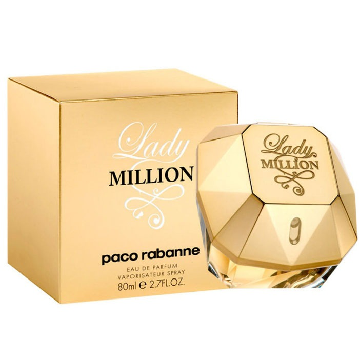 Million Lady Paco Rabanna 80ml