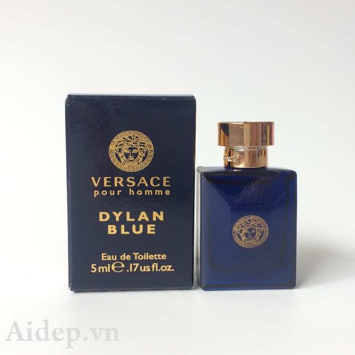 Versace pour homme Dylan Blue 5ml